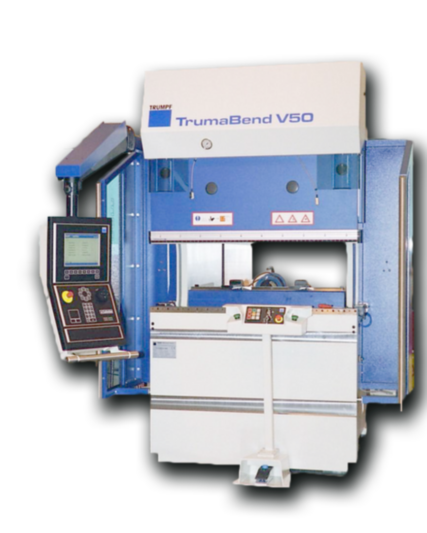 Press Brake - Trumpf Trumabend V 50 - RWTH AACHEN UNIVERSITY