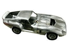 Car body of 1964 Shelby Daytona Cobra Coupé